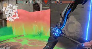 Un gameplay de Valorant en la beta