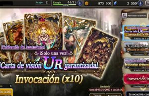 War of the Visions: Brave Exvius, el último gacha de Final Fantasy