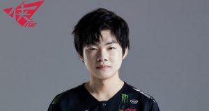 WeiYan en Rogue Warrior, sancionado por la LPL
