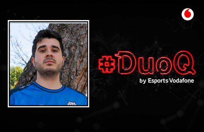 Aesenar, en el DuoQ by Esports Vodafone