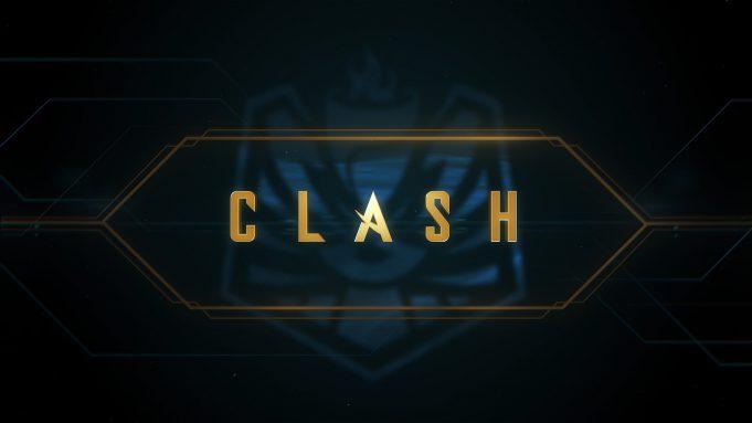 Riot habla sobre Clash de League of Legends.