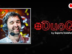 CabraMaravilla, en nuestro podcast DuoQ by Esports Vodafone