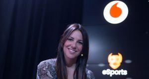 Irene Junquera, en 'Junglers' de Esports Vodafone.