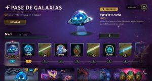 Teamfight Tactics: Galaxias