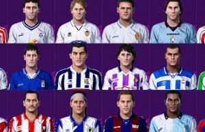 PES 2020, parche para jugar LaLiga de 1996-1997