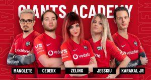 Vodafone Giants Academy