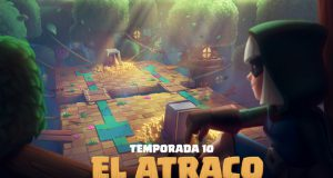 Atraco, la temporada 10 de Clash Royale