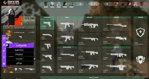 La tienda de Valorant, compra de habilidades y armas
