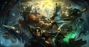 Corki League of Legends Fnatic