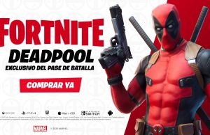 Deadpool Fortnite skin