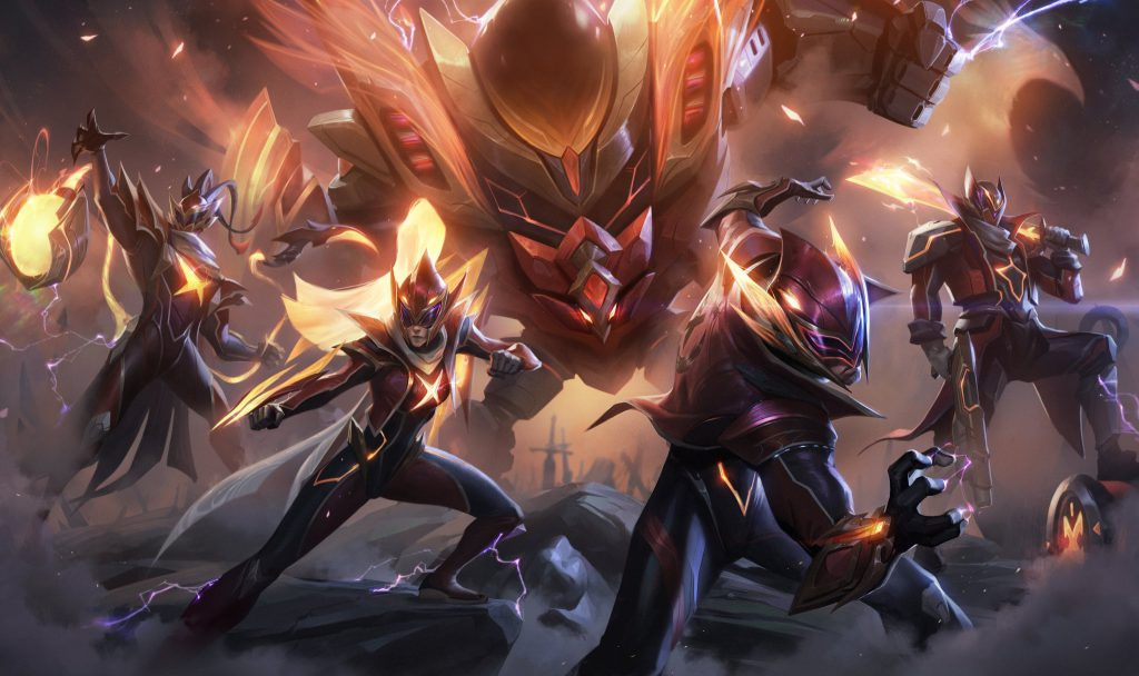FunPlus Phoenix Worlds