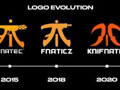 El logo de Fnatic, a lo CS:GO