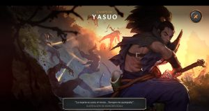 Legends of Runeterra Yasuo