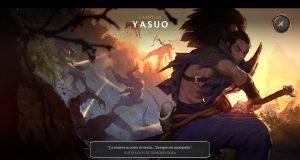 Legends of Runeterra Yasuo