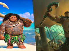 Maui Vaiana Legends of Runeterra