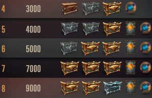 Nuevas recompensas cajas Legends of Runeterra