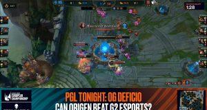 Origen destroza a Rogue en los playoffs
