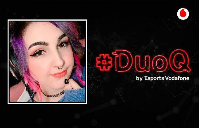 Pandarina, en nuestro podcast de DuoQ by Esports Vodafone
