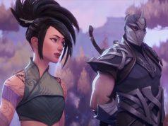 Tales of Runeterra Akali Shen