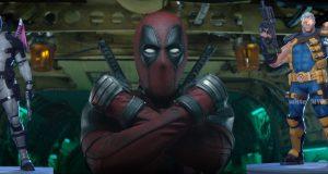 Skins Fortnite Deadpool X-Force Marvel Cable Psylocke Domino