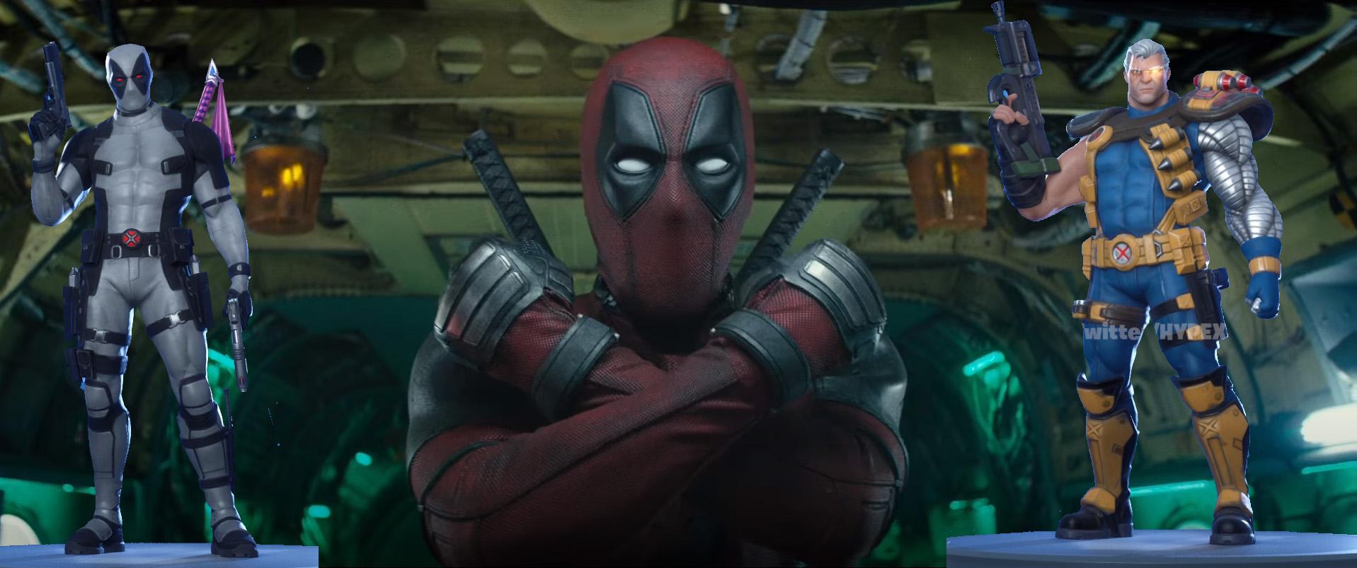 Fortnite: Un nuevo Deadpool y