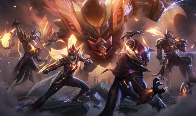 Skins FunPlus Phoenix Worlds