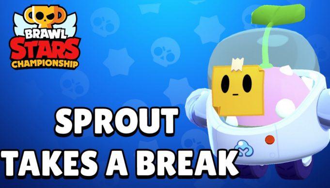 Sprout, el último brawler de Brawl Stars