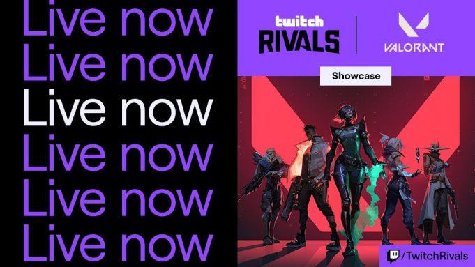 El Twitch Rivals de Valorant, con Ibai y ElRubius