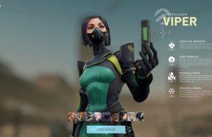 Las habilidades de Viper, la víbora de Valorant