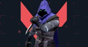 Omen, uno de los agentes de Valorant.