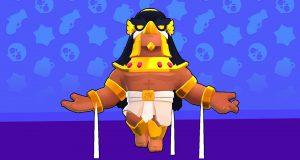 La nueva skin Horus Bo de Brawl Stars.
