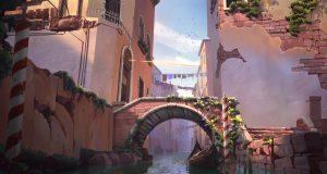 El mapa de Valorant ambientado en Venecia.