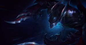 Nocturne, la Pesadilla Eterna de League of Legends.