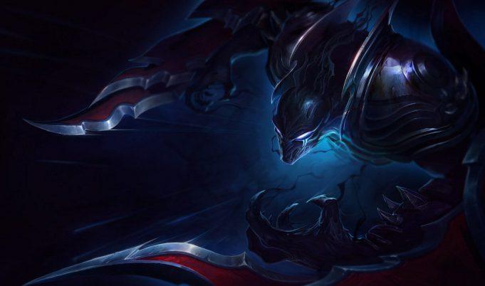 Nocturne, la Pesadilla Eterna de League of Legends.