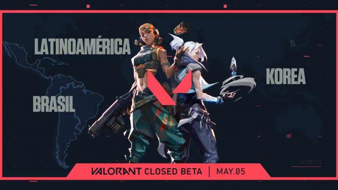 Beta cerrada Valorant Latam latinoamerica