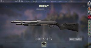 Bucky Valorant