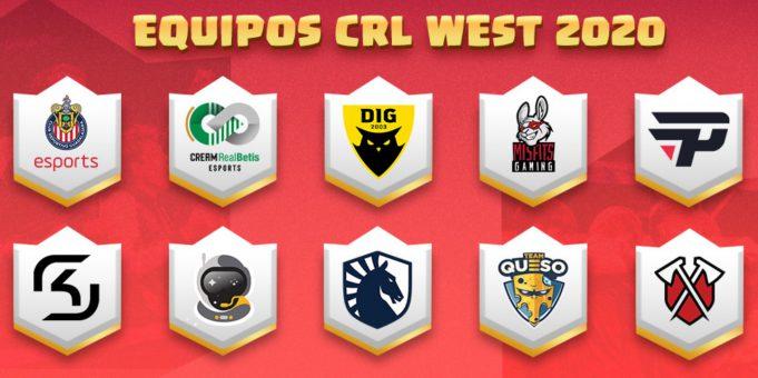 CRL West 2020