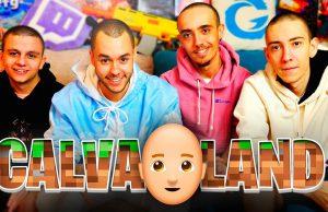 Calvaland, el nuevo evento de Minecraft con TheGrefg