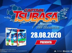Captain Tsubasa fecha lanzamiento