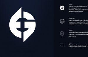 El nuevo escudo y logo de Evil Geniuses