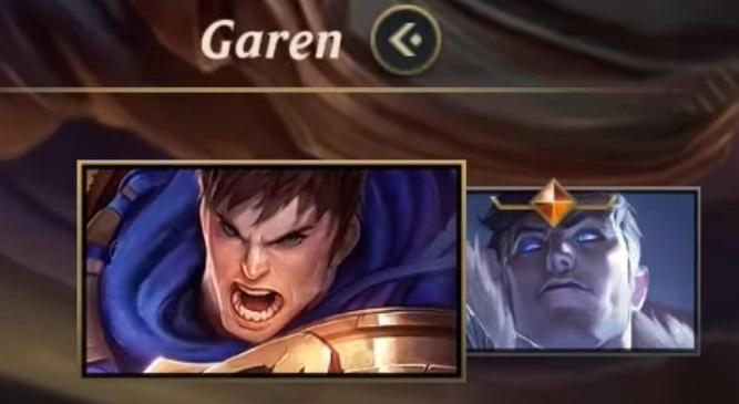Garen ultimate