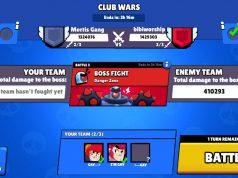 Guerra de Clubes Brawl Stars
