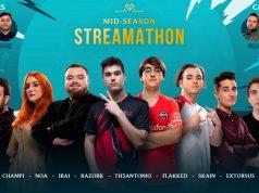 El equipo español de la Eurocopa, la Streamathon