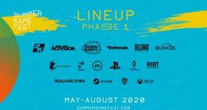 La fase 1 del Summer Game Fest