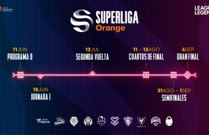 Superliga Orange LoL 2020