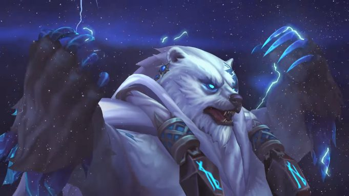 Volibear rework league of legends
