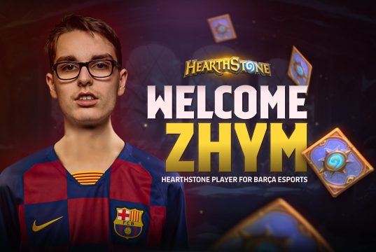 Zhym Hearthstone Barça FC Barcelona