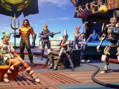 Aquaman, Jonesy skins de Fortnite Temporada 3