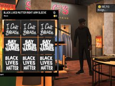 BlackLivesMatter NBA 2k20