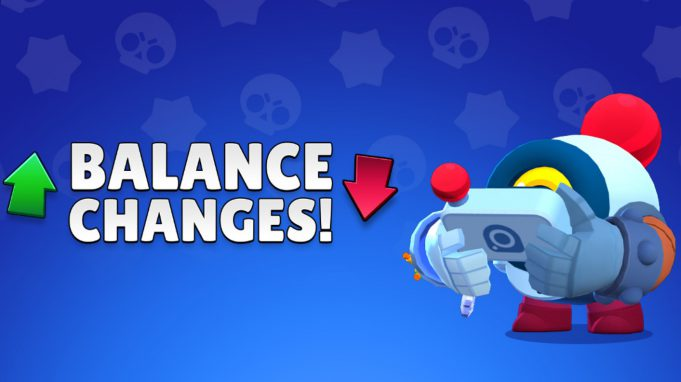 Cambio de balance de Brawl Stars